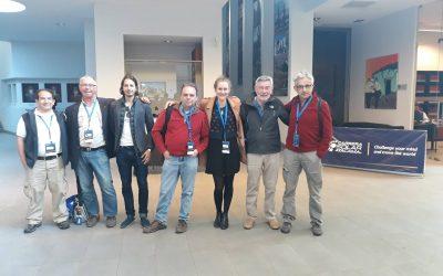 Ultimas novedades del final de la carrera de autos solares de Atacama