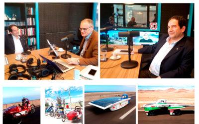 Vehículos impulsados con el sol: Un ingeniero uruguayo será jurado de la Carrera Solar Atacama en Chile